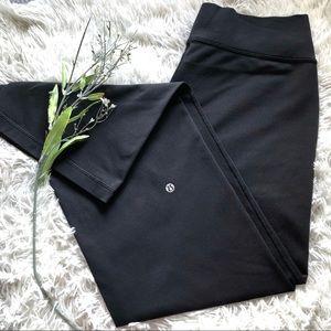 Lululemon Astro Yoga Pant Black Size 12 EUC